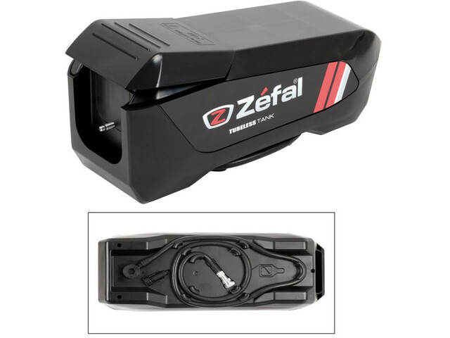 Zefal Tubeless Tank, black